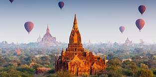 Myanmarreizen